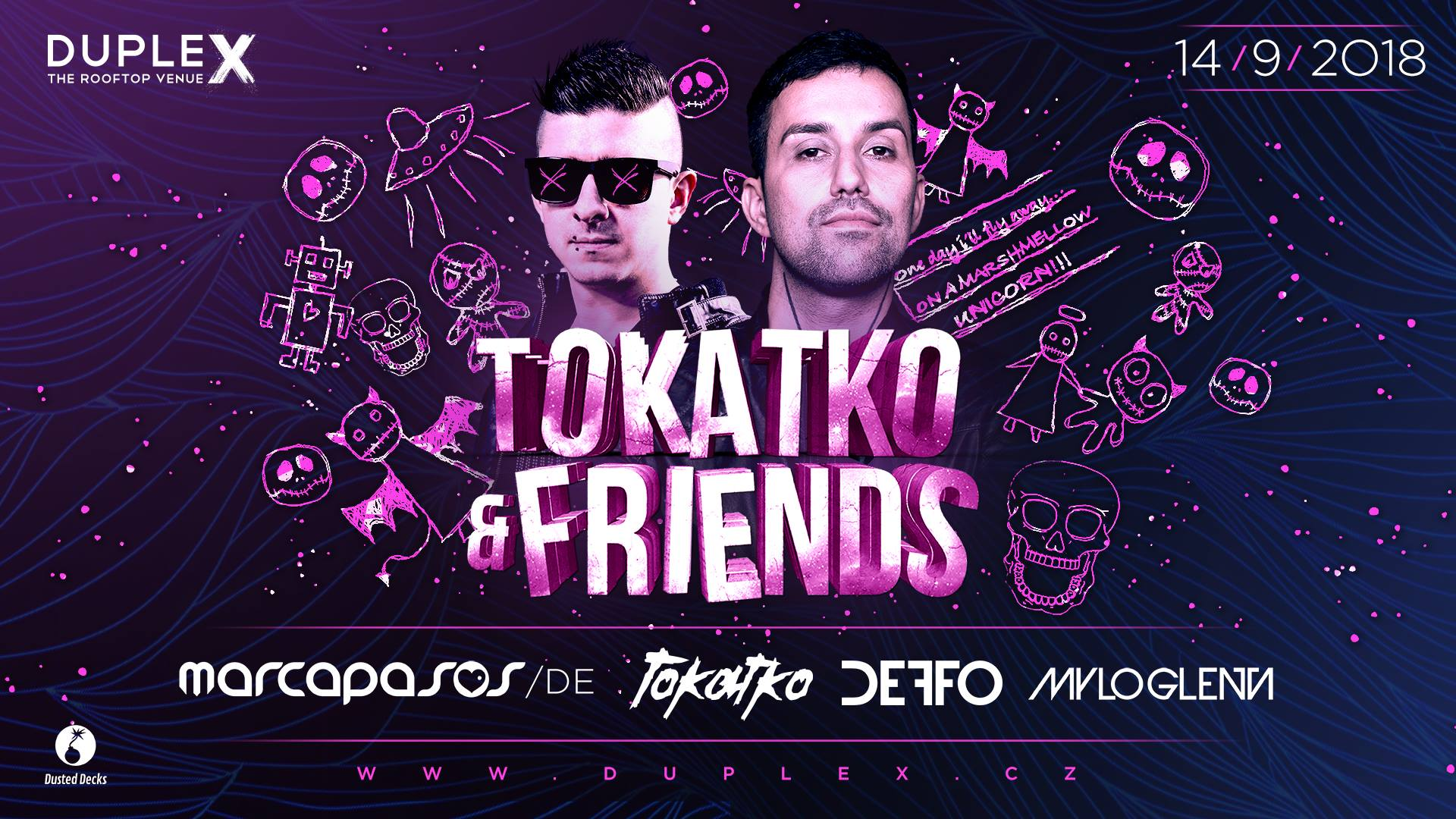 Tokátko & friends - Duplex Session 10 - Marcapasos (DE)